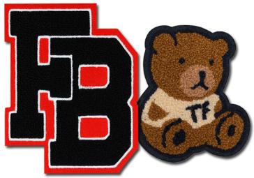 Custom Chenille/Letterman Patches